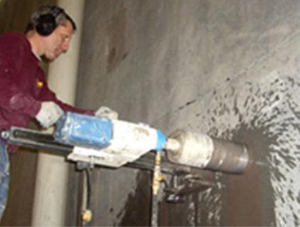 Concrete restoration and repair